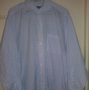 Hickey Freeman dress shirt. Men's 16 1/2.